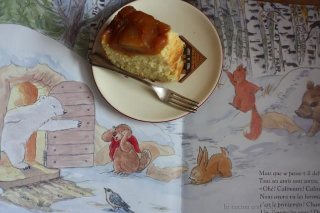 torta di mele foto 3